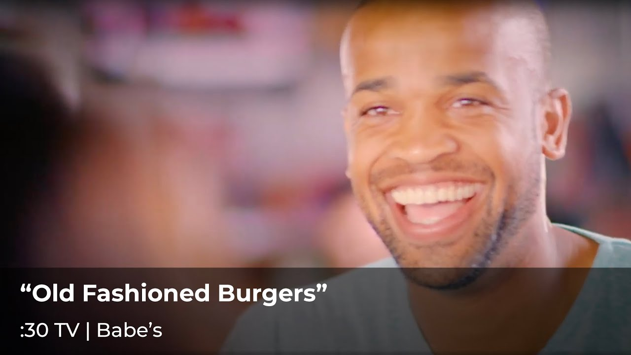 """""""Old Fashioned Burgers"""""""