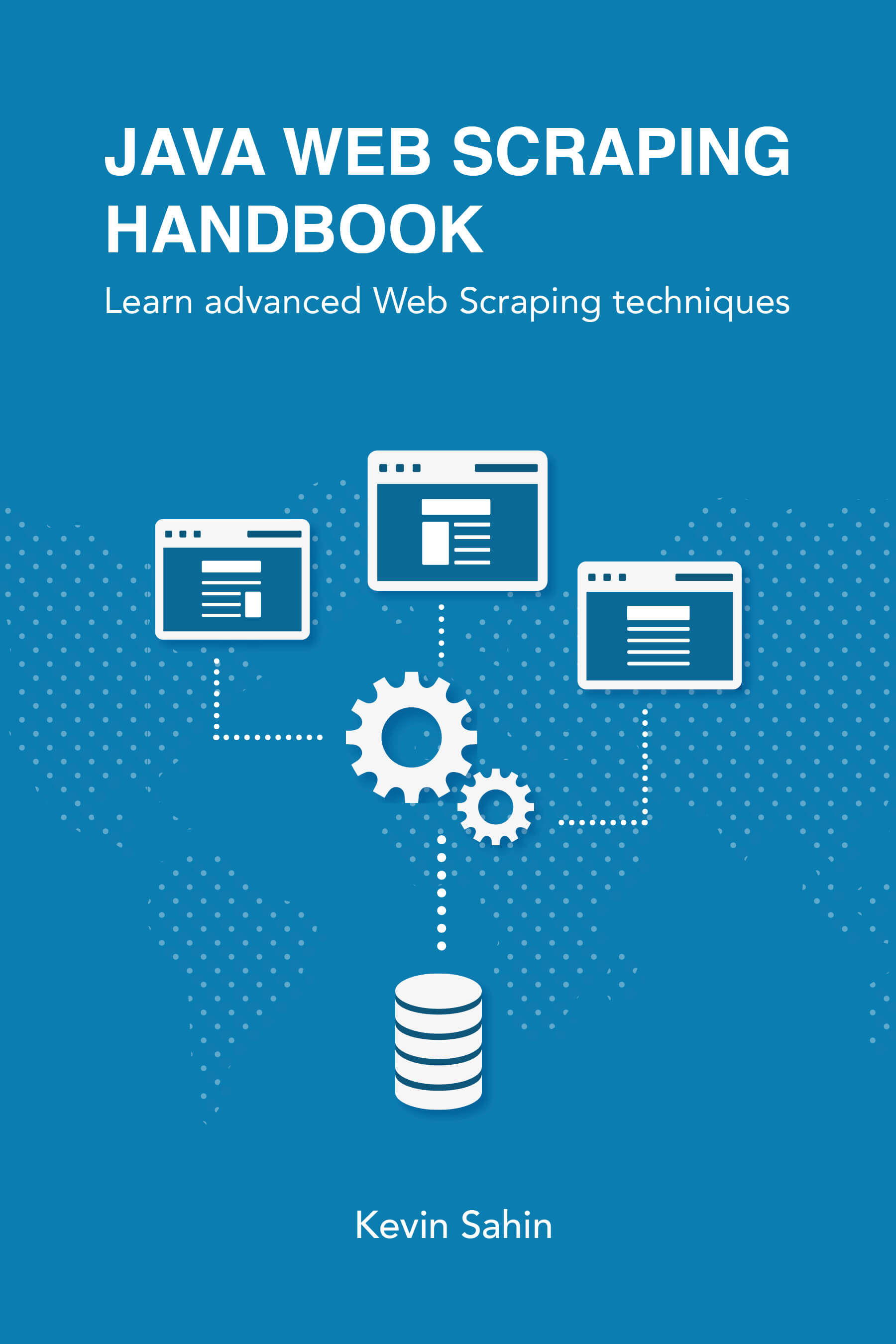 Java Web Scraping Handbook Cover