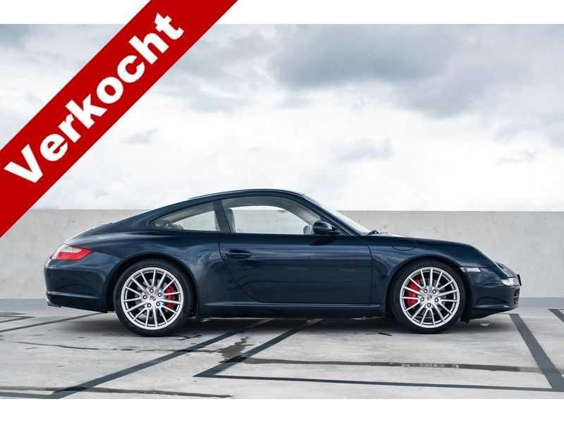 Porsche 911 3.8 Carrera S // Handgeschakeld | Youngtimer afbeelding 9