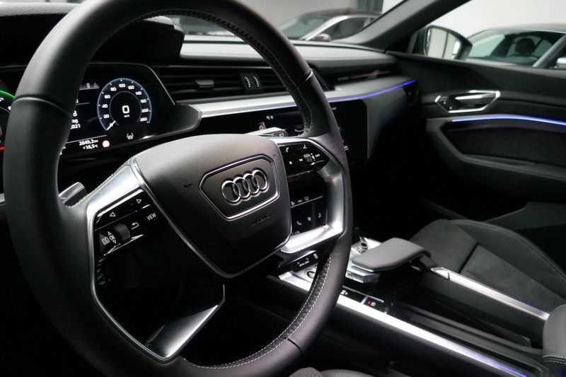 Audi e-tron 55 quattro S edition MARGE ALL IN PRIJS afbeelding 23