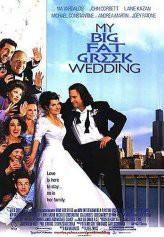cover My Big Fat Greek Wedding