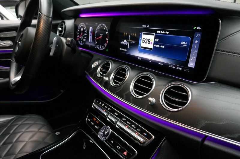 Mercedes-Benz E-Klasse Estate 400 4MATIC AMG Line - Designo afbeelding 24