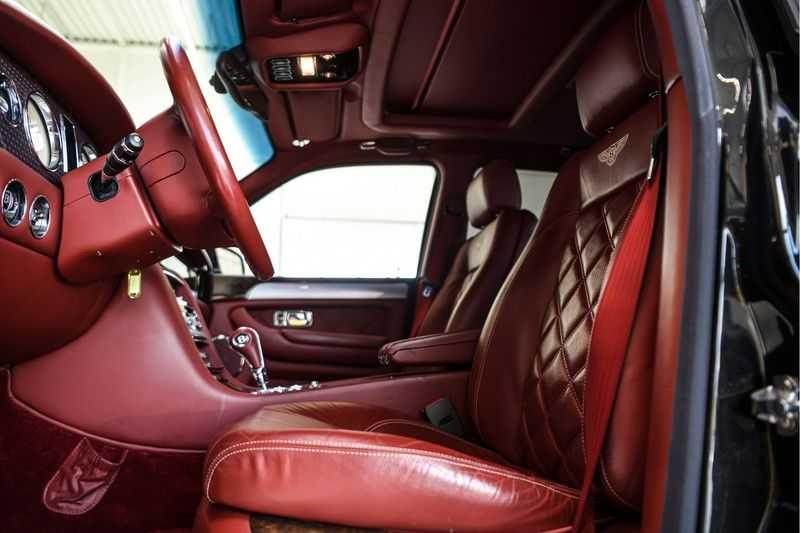 Bentley Arnage 6.8 V8 T (recent voor 20.000,- onderhouden) afbeelding 20