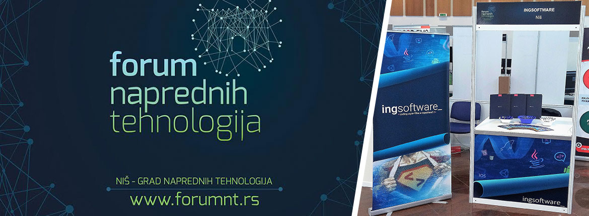 Ingsoftware at the Forum of Advanced Tech