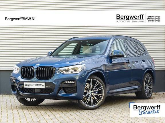 BMW X3 xDrive30i High Executive - M-sport - Memoryzetel - Trekhaak - Standkachel - Driving Ass Plus