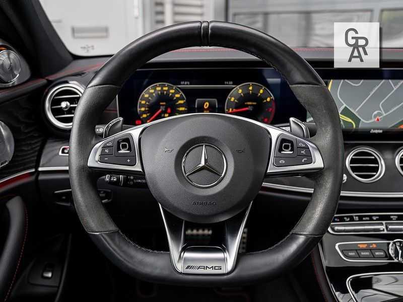 Mercedes-Benz E-Klasse 43 AMG-klasse 43 AMG 4Matic Premium Plus afbeelding 11
