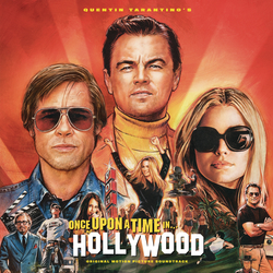 Various artists - Quentin Tarantino's Once Upon a Time in Hollywood Original Motion Picture Soundtrack