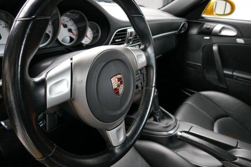 Porsche 911 3.8 Carrera S Handgeschakeld afbeelding 17