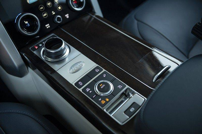 Land Rover Range Rover 5.0 V8 SC Autobiography Portofino Blue + Verwarmde, Gekoelde voorstoelen met Massage Functie + Adaptive Cruise Control + Head Up afbeelding 22