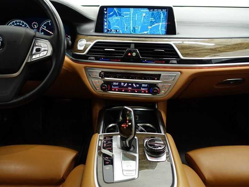 BMW 7 Serie 730d XDrive M-Sport Individual 266pk Aut- Alle mogelijke optie's- nwpr 153.866,- afbeelding 19