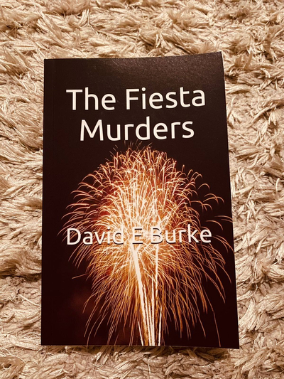 The Fiesta Murder is a book about an expat English detective learning to adjust to life on the Spanish island of Menorca. David, the author, tells us more about it.
