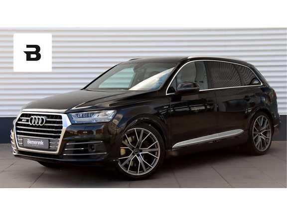 Audi Q7 4.0 TDI SQ7 quattro Pro Line + BOSE, Ruitstiksel, Carbon, Trekhaak