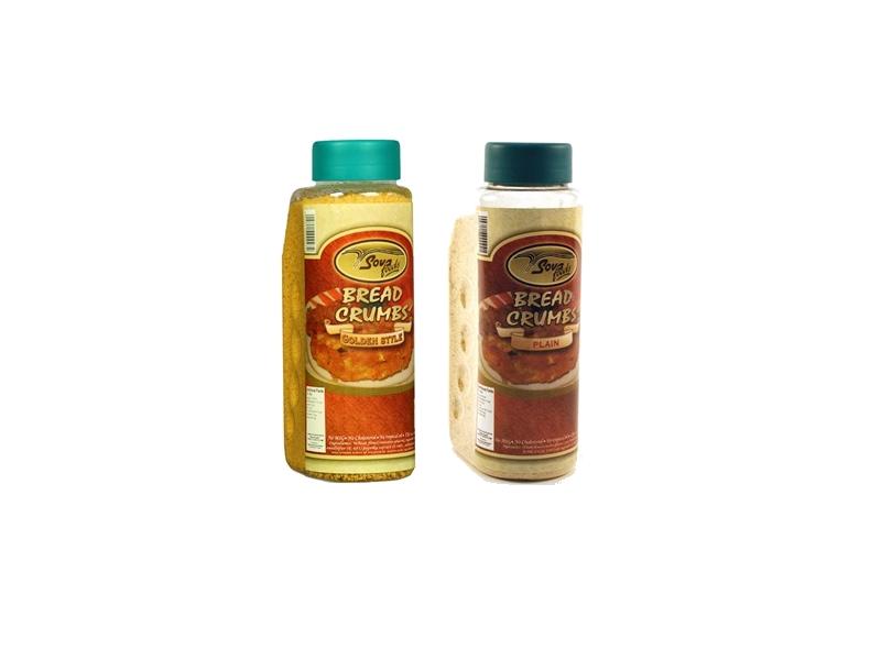 Sova Food's Breadcrumbs Plain/Golden Style(425g)