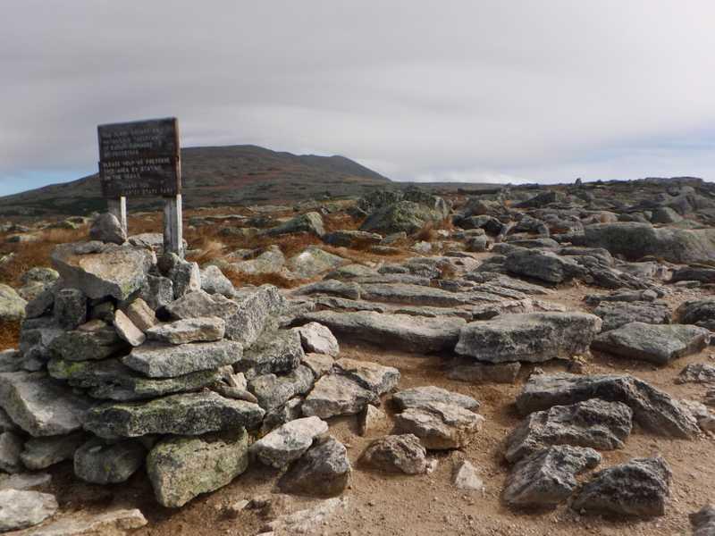 The Gateway on Mt. Katahdin