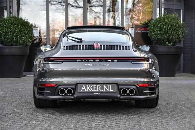 Porsche 911 4S PDCC+4WSTURING+BURMESTER NP.220K afbeelding 16