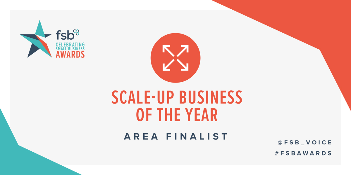 Kaizen Become Finalists for 2 Awards by the Federation of Small Businesses