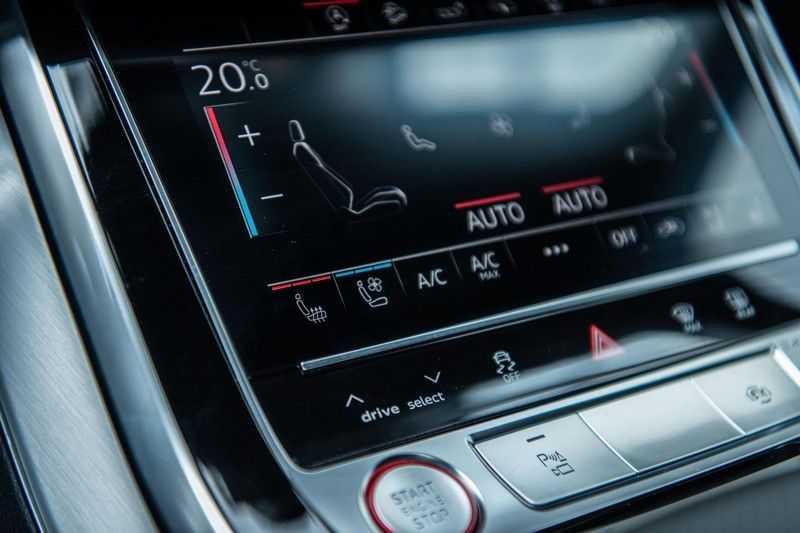 Audi SQ8 Quattro Pro Line S , 435 PK, Black/Optic, Head/Up, Pano/Dak, Valcona/Leder, S/Sportstoelen, 2020, 25DKM!! afbeelding 21