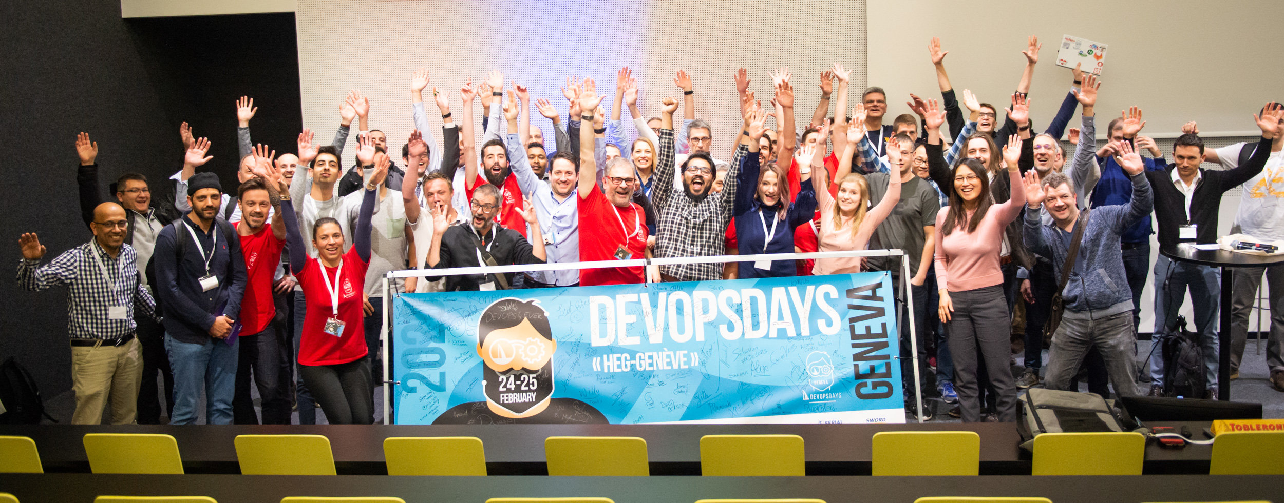 DevOpsDays Geneva Team