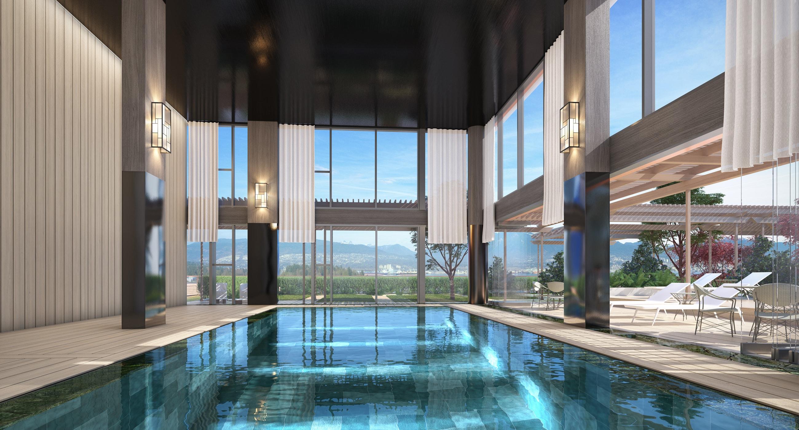 Indoor Ozone Pool