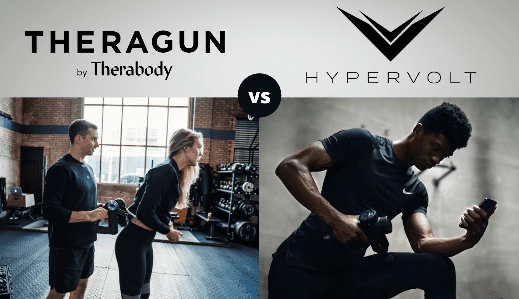 Best Massage Guns Reviewed:, Theragun vs. Hypervolt, (2021 Review) cover image