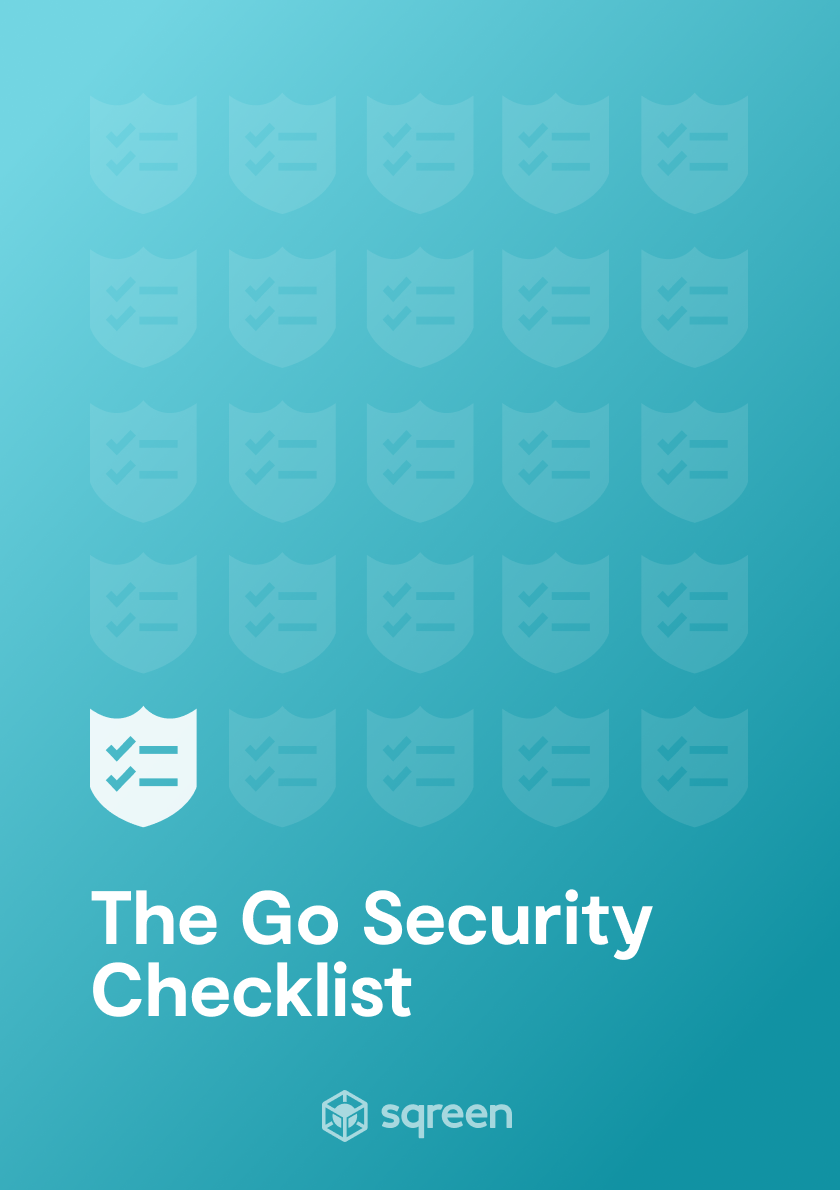 The Go Security Checklist