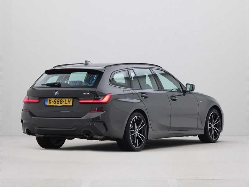 BMW 3 Serie Touring 318i High Executive M-Sport Automaat afbeelding 10