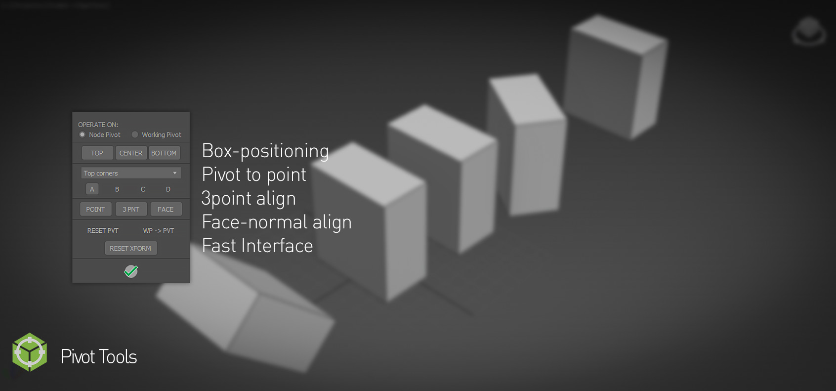 Features slider