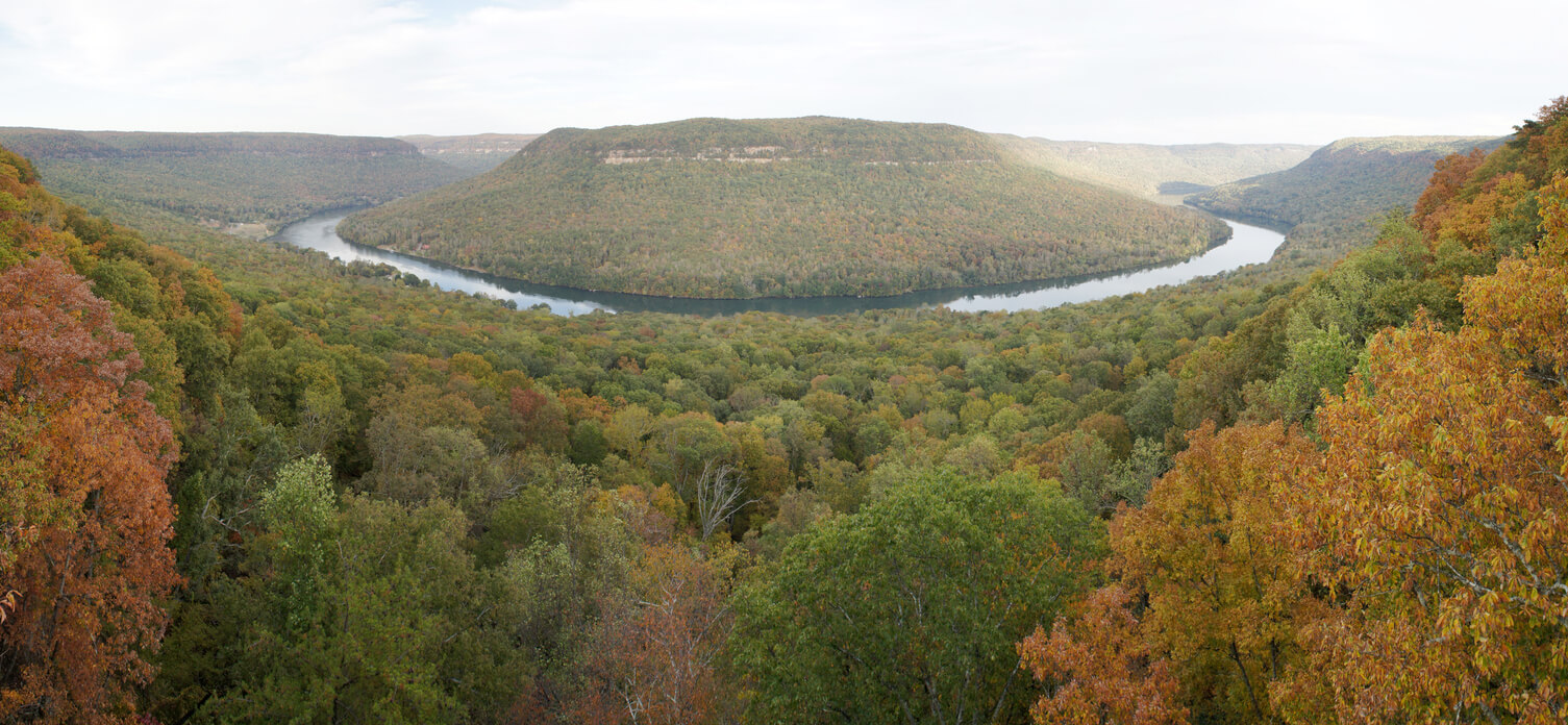 Fulcrum Community Highlight: Tennessee River Gorge Trust