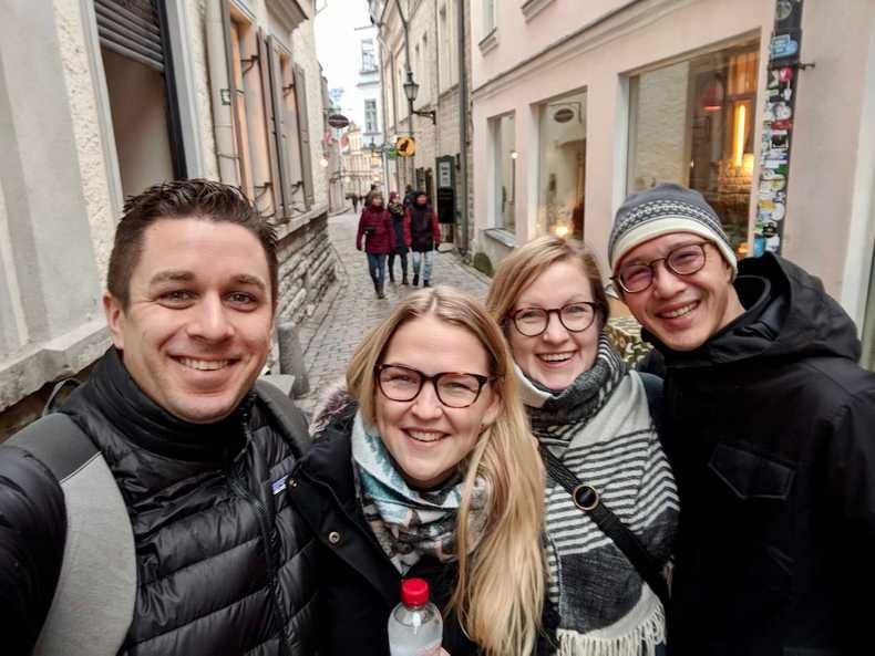 In Tallinn
