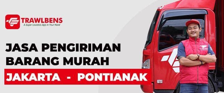Jaminan Jasa Cargo Termurah dari Jakarta ke Pontianak