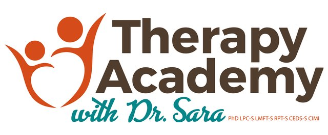 Therapy Academy - Play Therapy with Sara Cantu logo