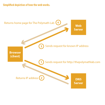 how the web works - the polymath lab
