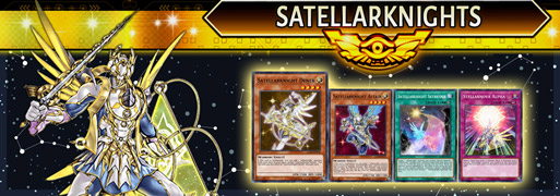 Satellarknights Breakdown | YuGiOh! Duel Links Meta