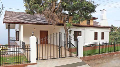 E11 - Casa Montana Luxury Villa for Sale Coonoor | Nilgiris - House for sale in Sua Serenitea,coonoor