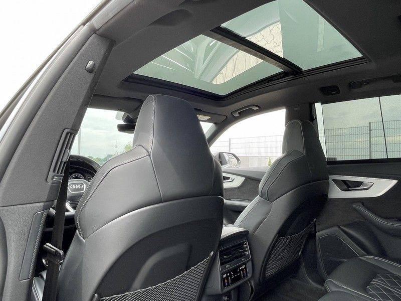 Audi Q8 50TDI 286pk Quattro S-Line Black Optic Lucht RS-Zetels B&O Pano Leder-Dash 22-Inch Soft-Close! afbeelding 19