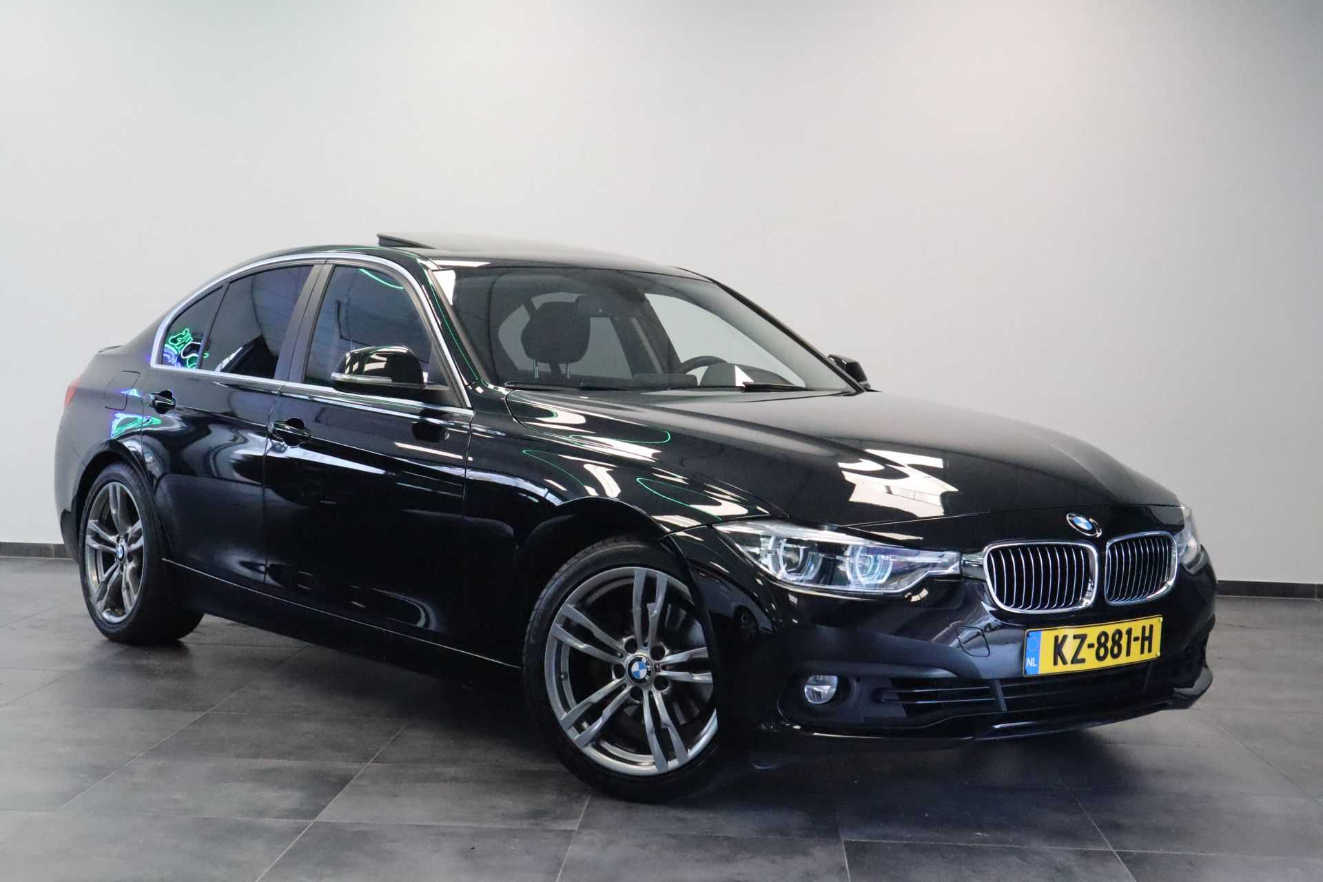 "BMW 3 Serie 330e M Sport Full Led Navigatie Clima Cruise 18""LM"
