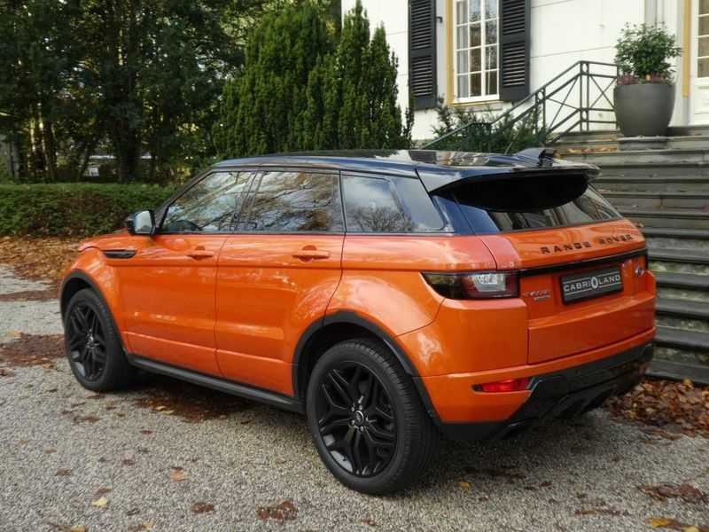 Land Rover Range Rover Evoque 2.0 Si4 HSE Dynamic afbeelding 14