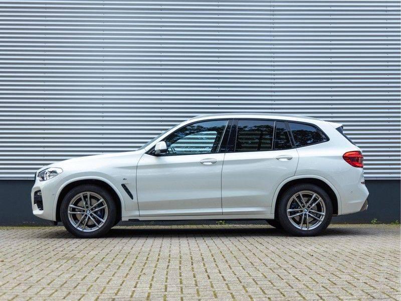BMW X3 xDrive30i M-Sport - Trekhaak - ACC - Panorama - Head-up - Standkachel afbeelding 7