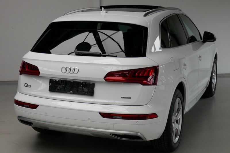 Audi Q5 2.0 TFSI quattro Design Luchtvering - Trekhaak - Virtual display afbeelding 7