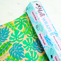 Meli Wraps | Beeswax Wrap Bulk Roll | Kahanu