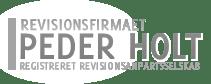 Peder Holt Revision logo
