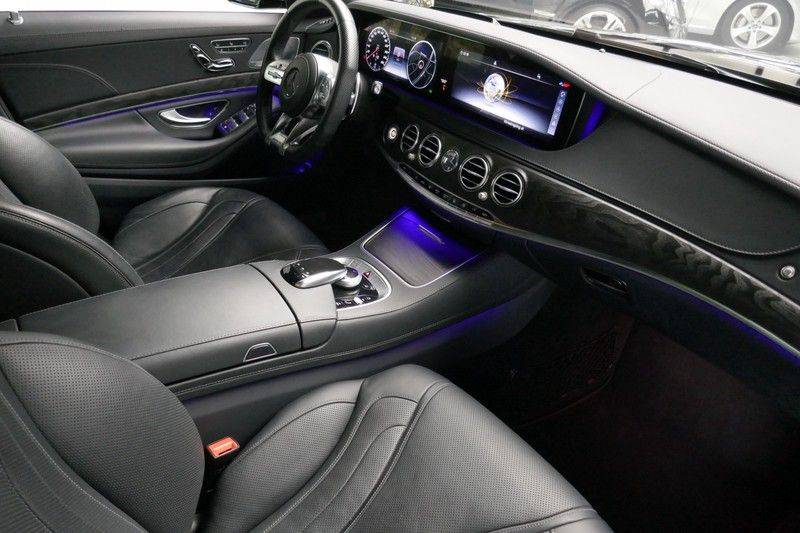 Mercedes-Benz S-Klasse 560 4Matic Lang Premium Plus afbeelding 20