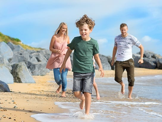 26th May | Four Night Bank Holiday Family Midweek Break