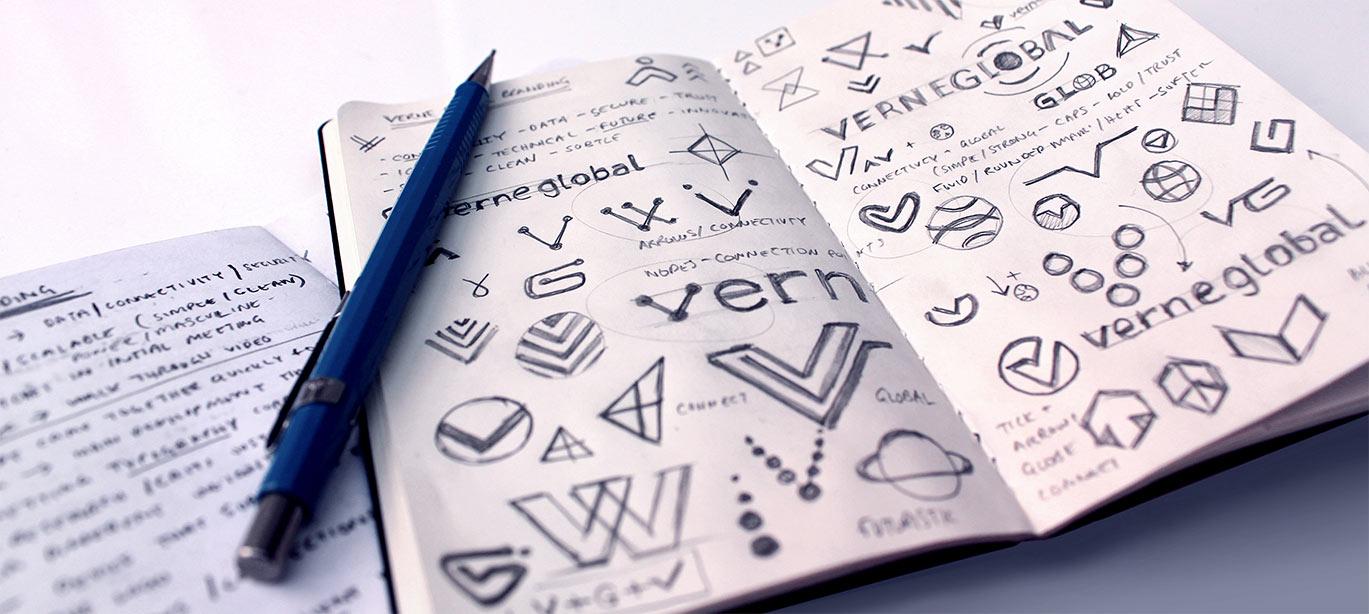 Verne sketchbook