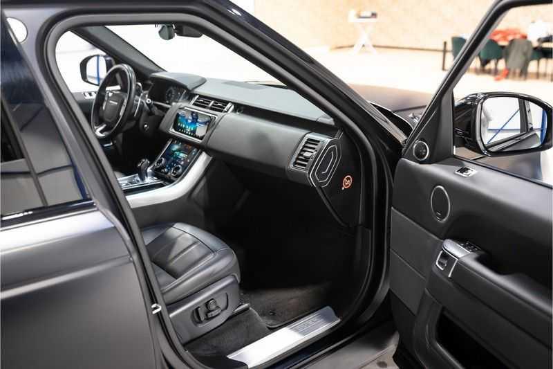 Land Rover Range Rover Sport 3.0 SDV6 HSE Dynamic BTW / ORG SatinBlack Matt / DEALER OND afbeelding 21