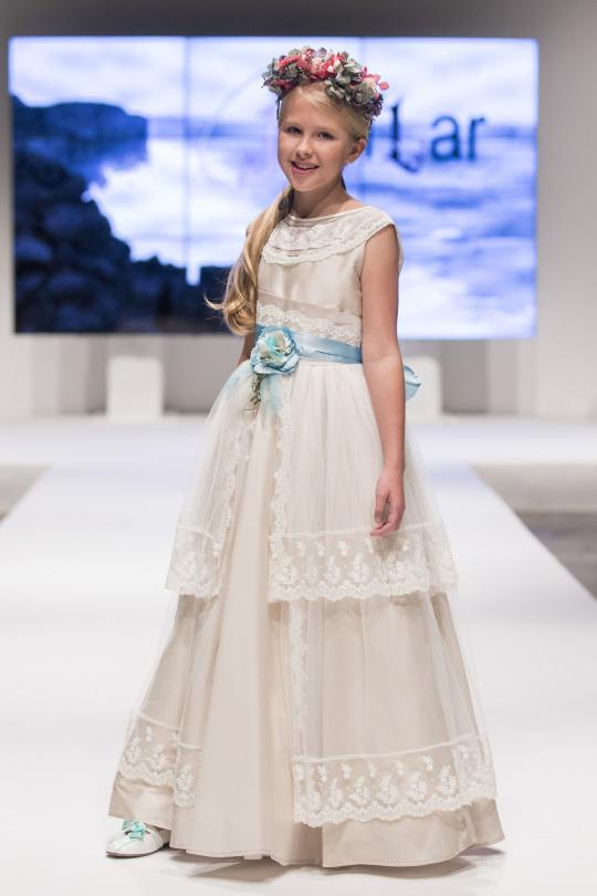 vestido comunion javilar moderno