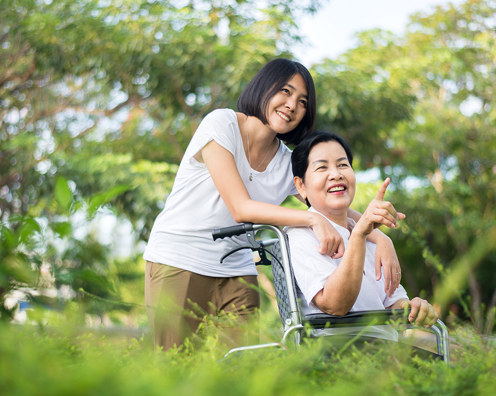 Taking Care of Yourself - Quick Self-care Tips for Caregivers