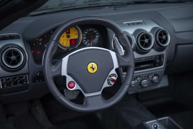 Ferrari F430 4.3 V8 Spider F1 Daytona Seats afbeelding 23
