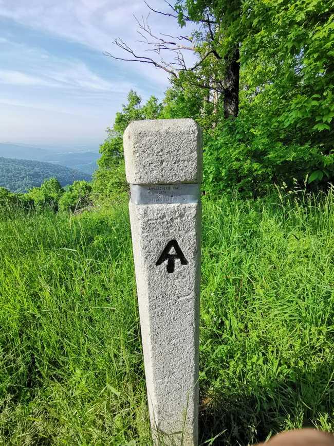 Appalachian post