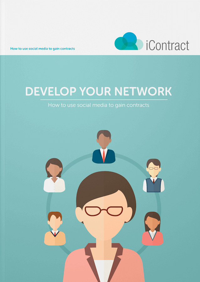 How to use social media to gain contracts